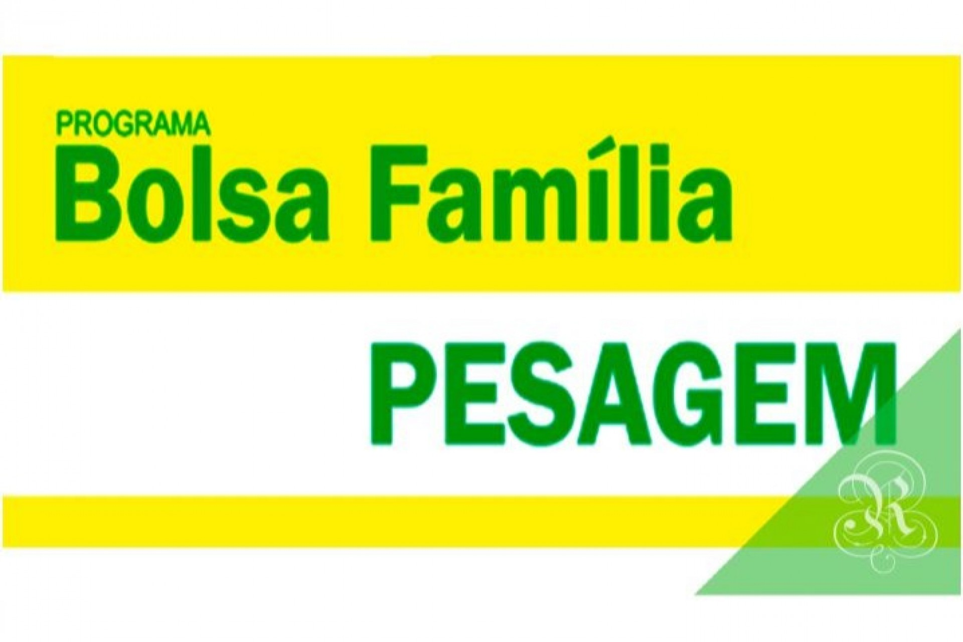 Administração Municipal de Missal divulga cronograma de pesagem do Bolsa Família