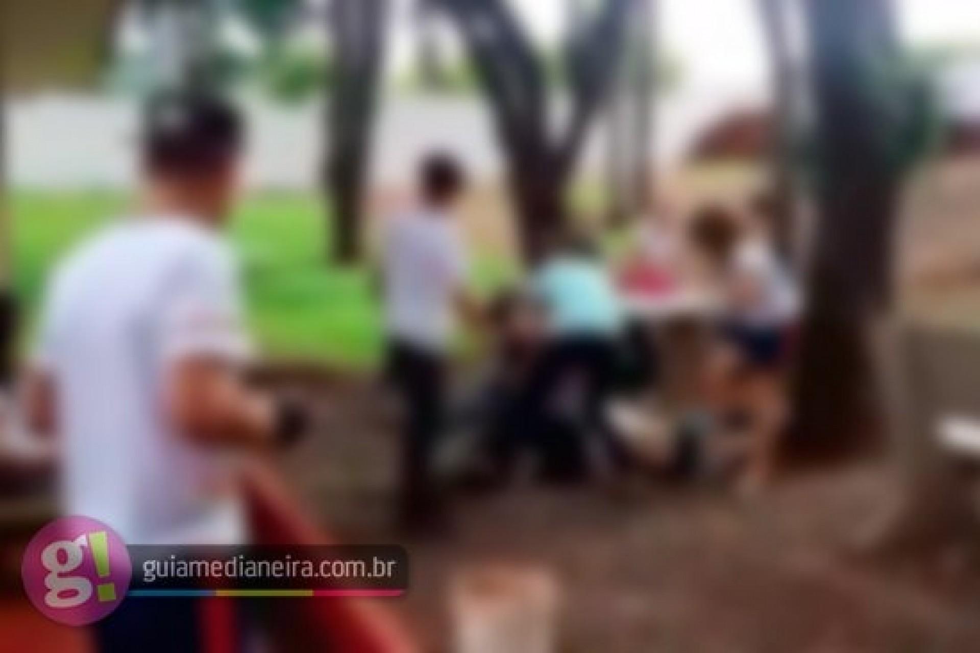 Briga de adolescentes em colégio de Missal acaba em tentativa de homicídio