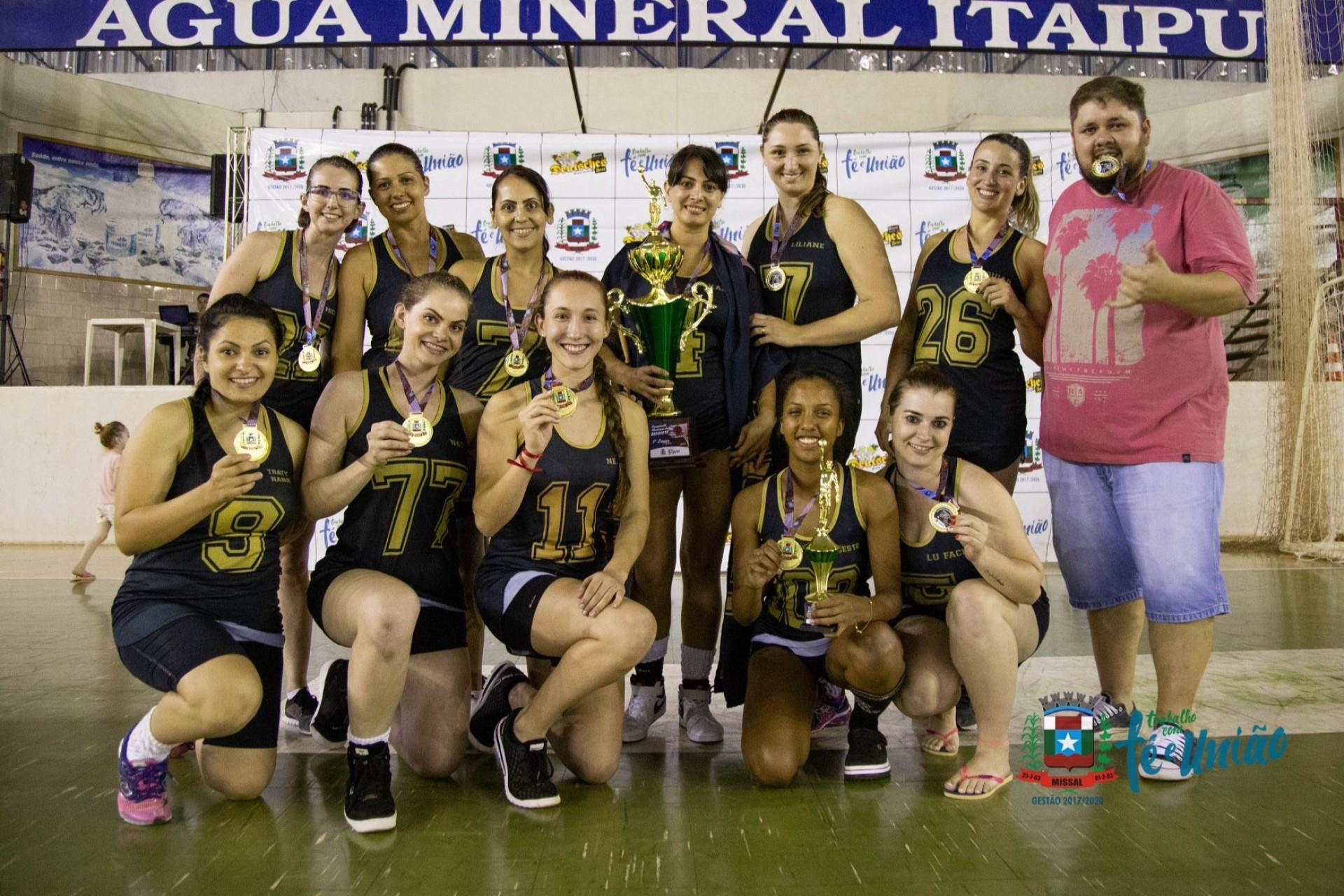 Conhecidos os campeões do Municipal de Basquetebol em Missal