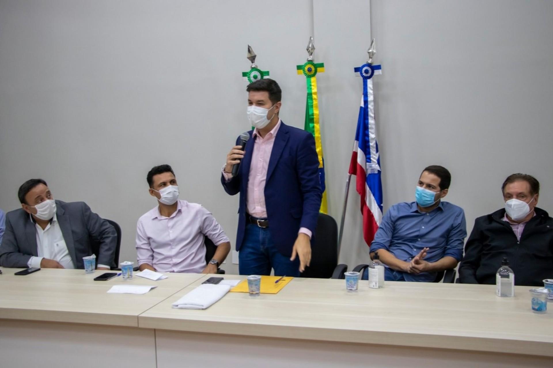 Encontro reúne Chefe da Casa Civil e lideranças da região em Medianeira