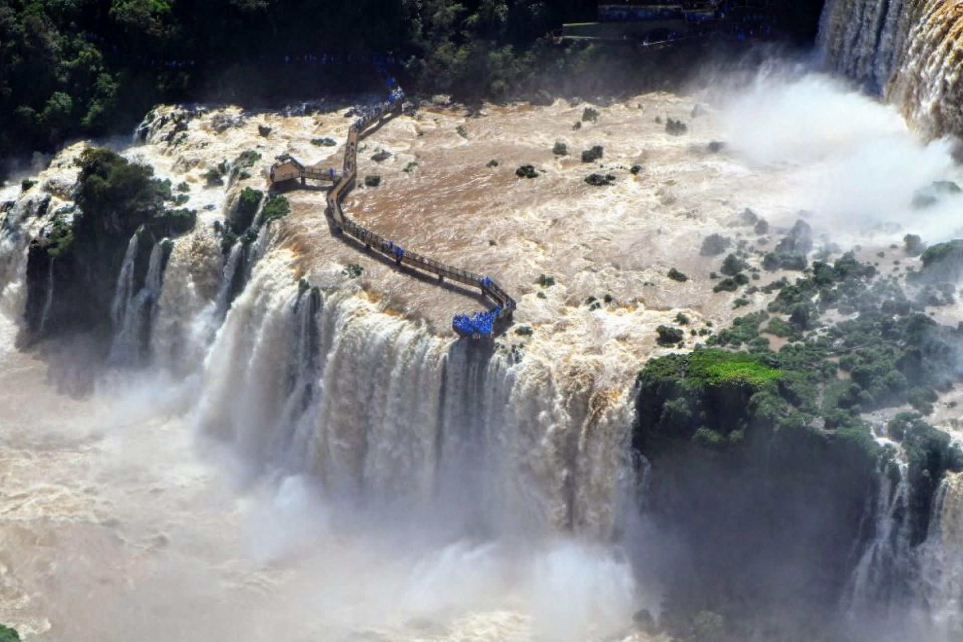 Foz do Iguaçu vence prêmio de melhor destino de eventos do Sul do Brasil