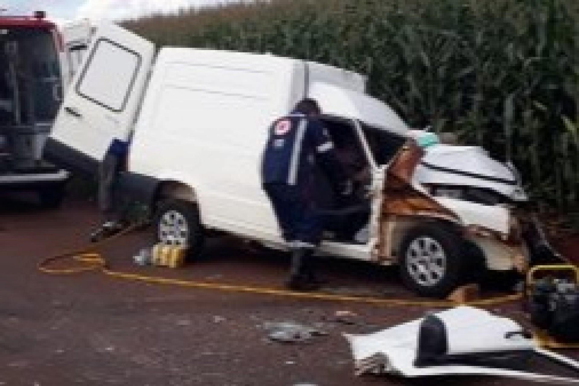 Grave acidente é registrado entre Itaipulândia e Missal