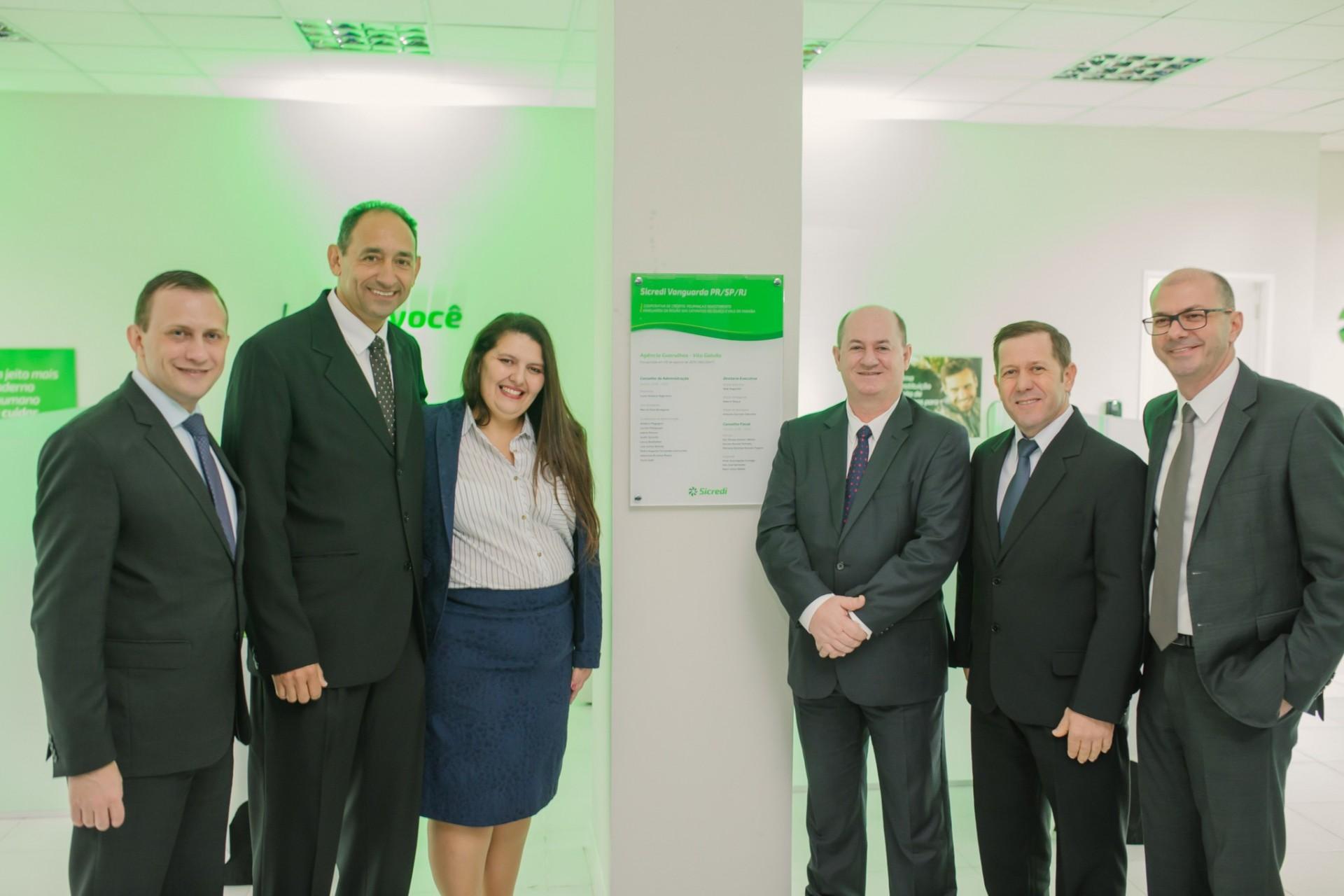 Guarulhos ganha nova agência do Sicredi