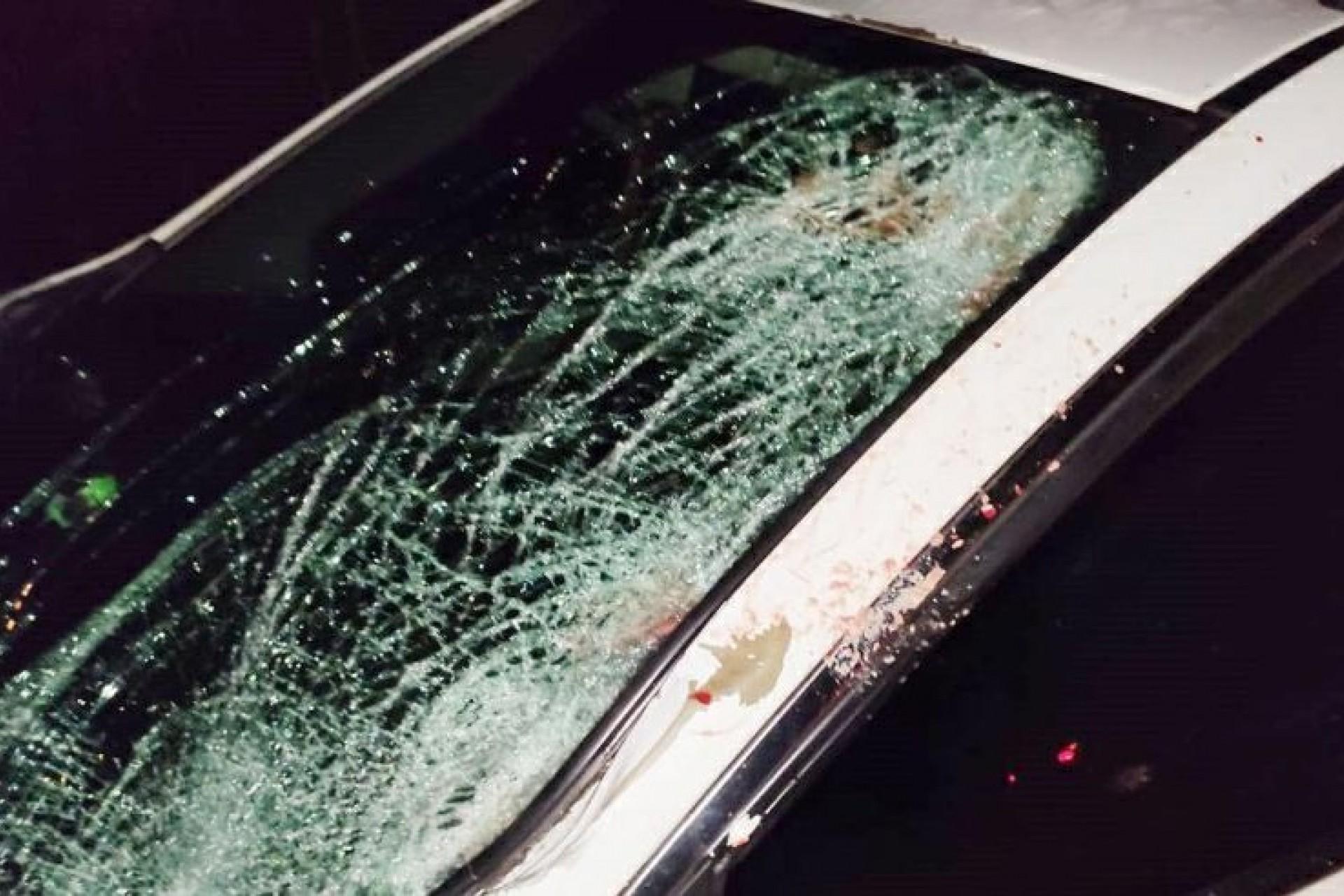 Homem morre atropelado na PR 495 e motorista foge do local