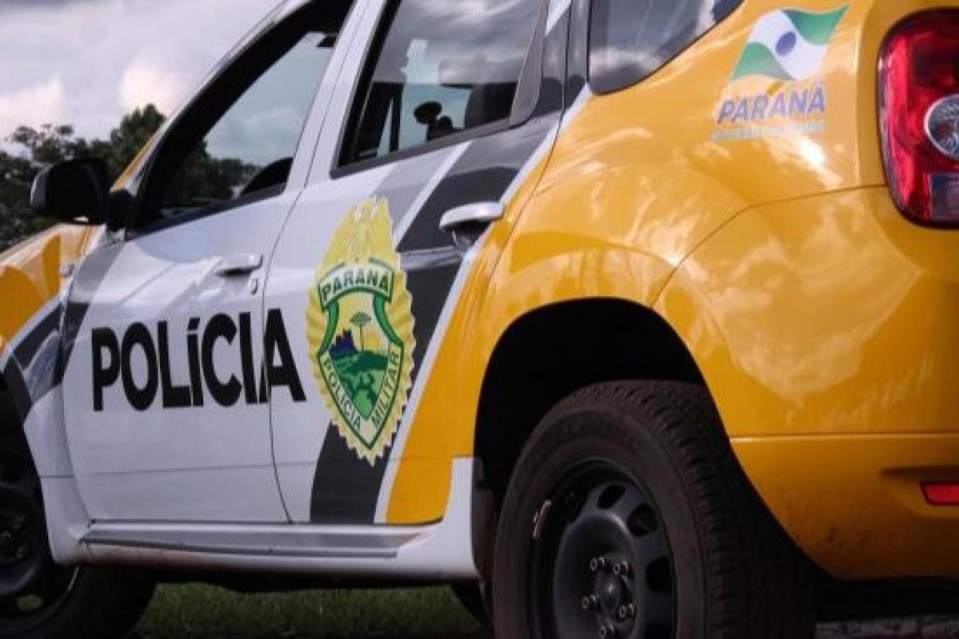 Irmãos são detidos após agredir policiais militares durante ocorrência de perturbação de sossego