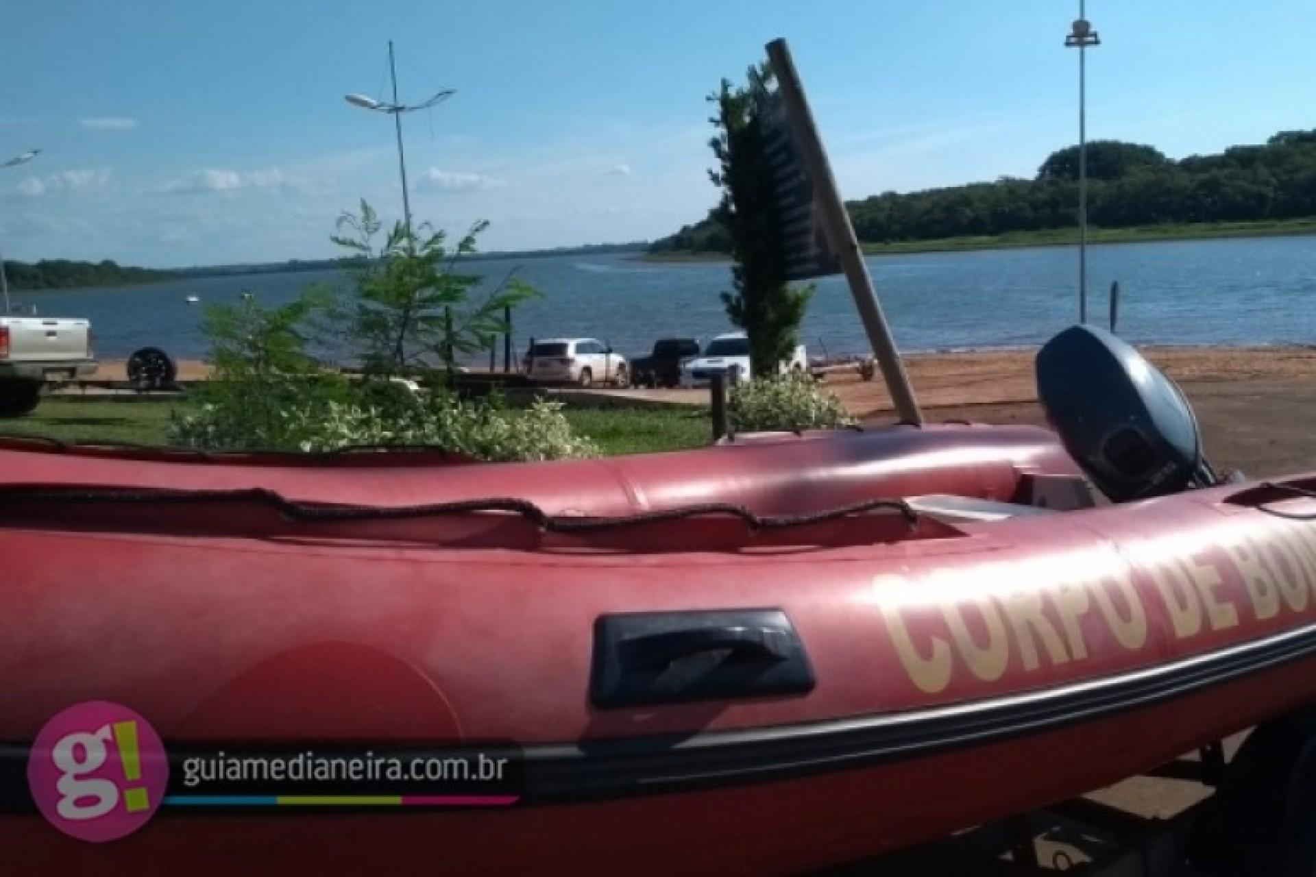 Itaipulândia: Criança de 10 anos morre vítima de afogamento