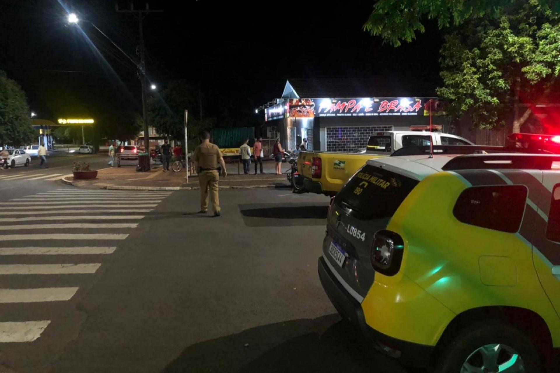 Itaipulândia: Operação AIFU fiscaliza cumprimento de Decreto Municipal