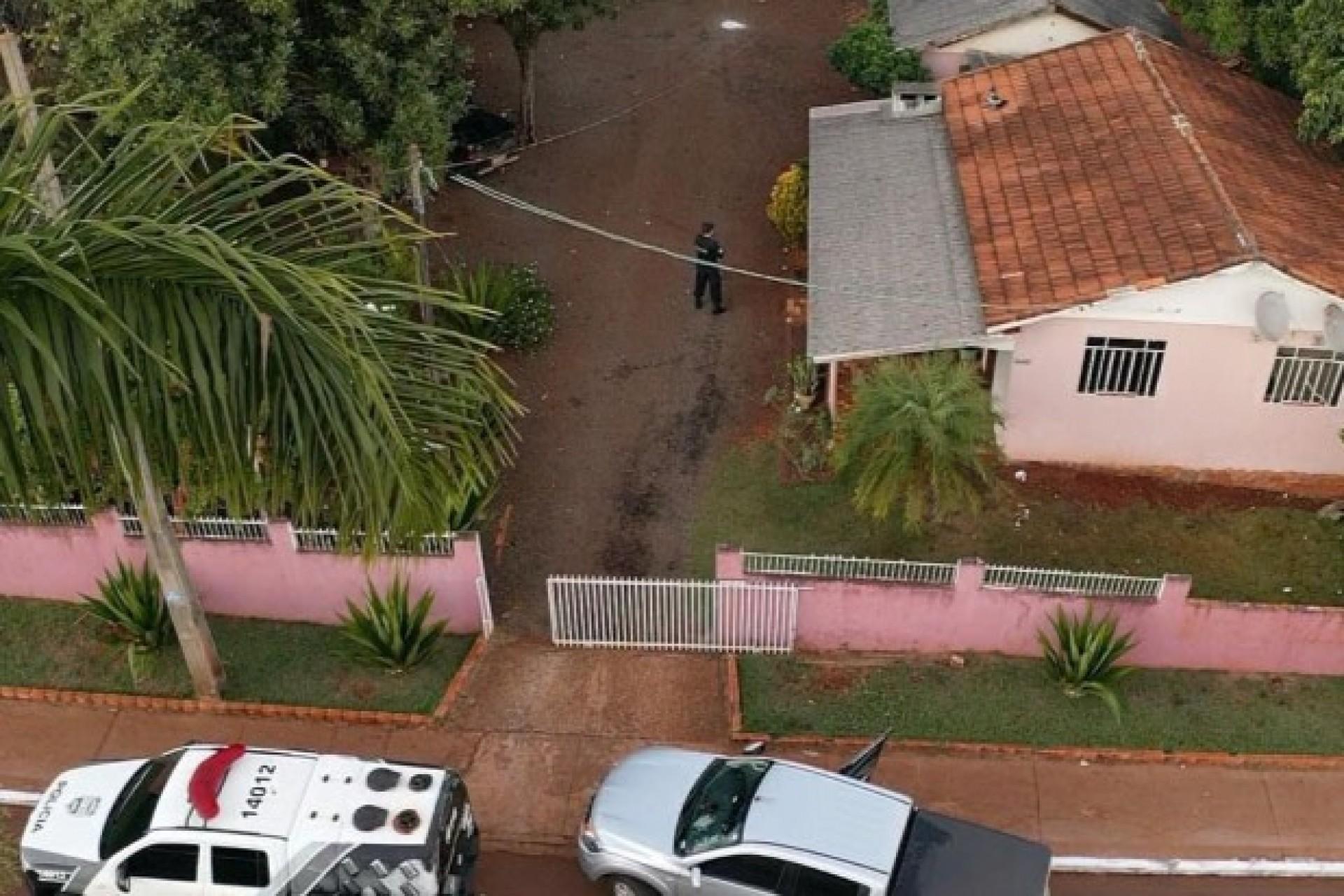 Itaipulândia: Polícia Civil realiza operação e cumpre mandado de prisão por tentativa de homicídio