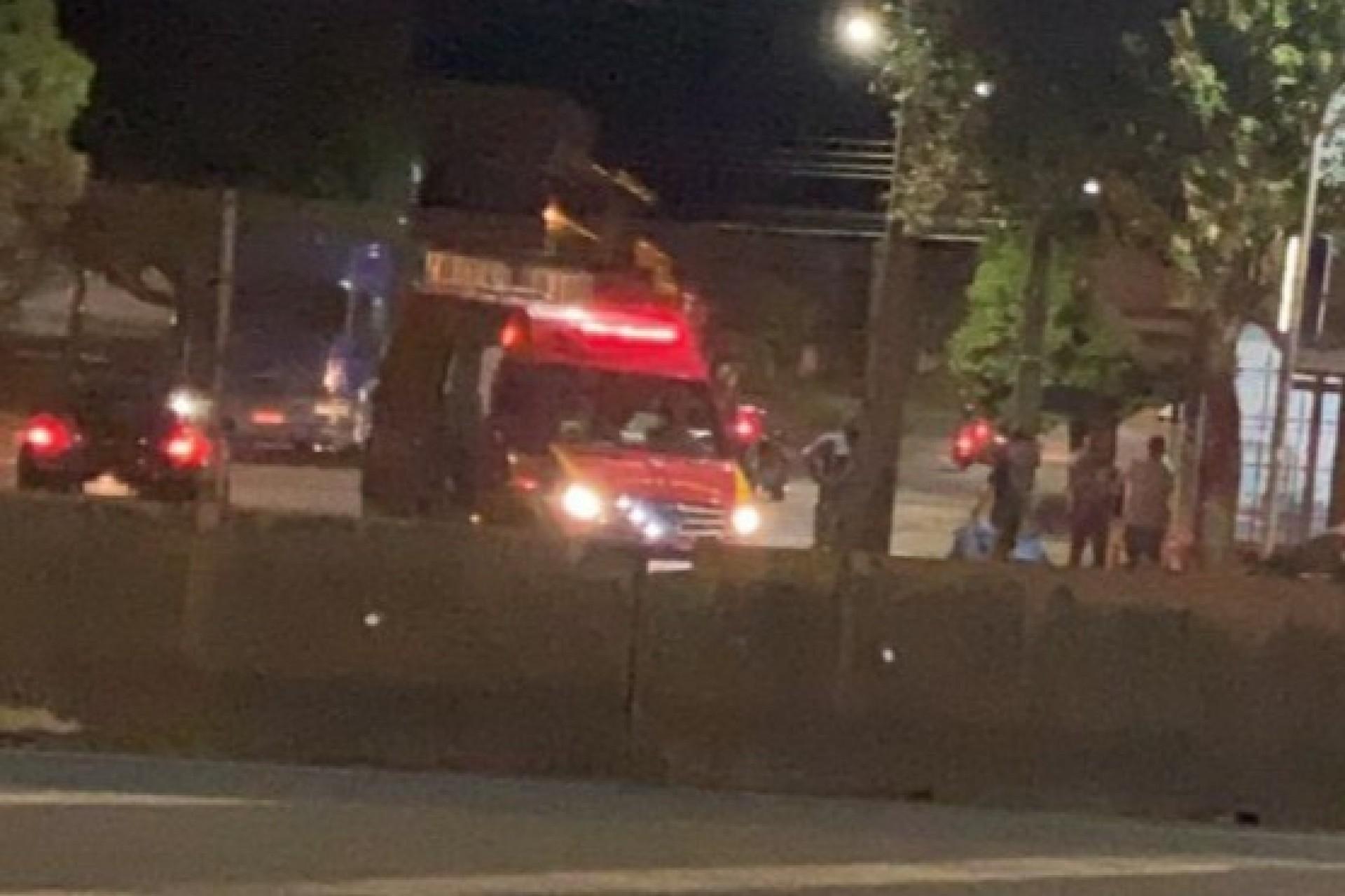 Medianeira: Dono de bar é atingido com disparo no pé em assalto