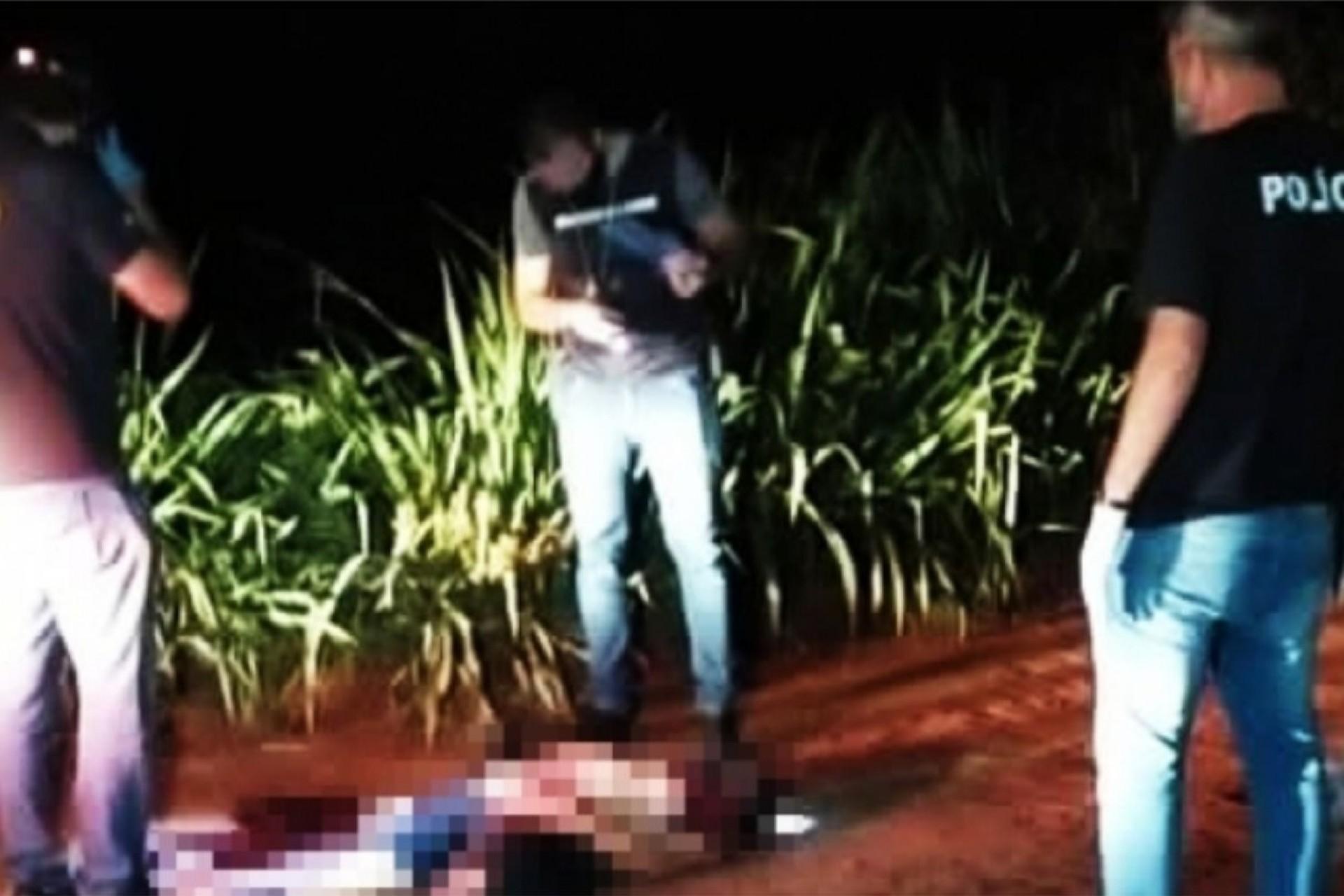 Medianeira: Homem é encontrado morto com disparos de arma de fogo em entrada rural