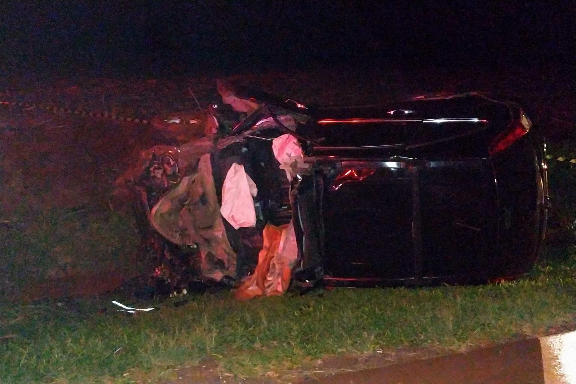 Moradora de São Miguel do Iguaçu morre após bater na traseira de uma carreta na BR-277