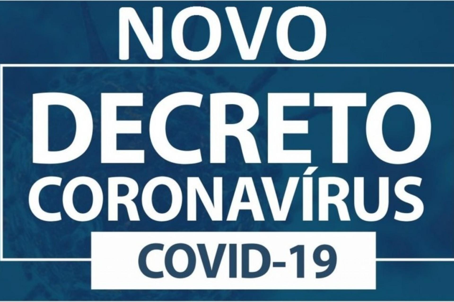 Novo decreto Municipal prevê sanções para o não cumprimento das medidas de enfrentamento à Covid-19