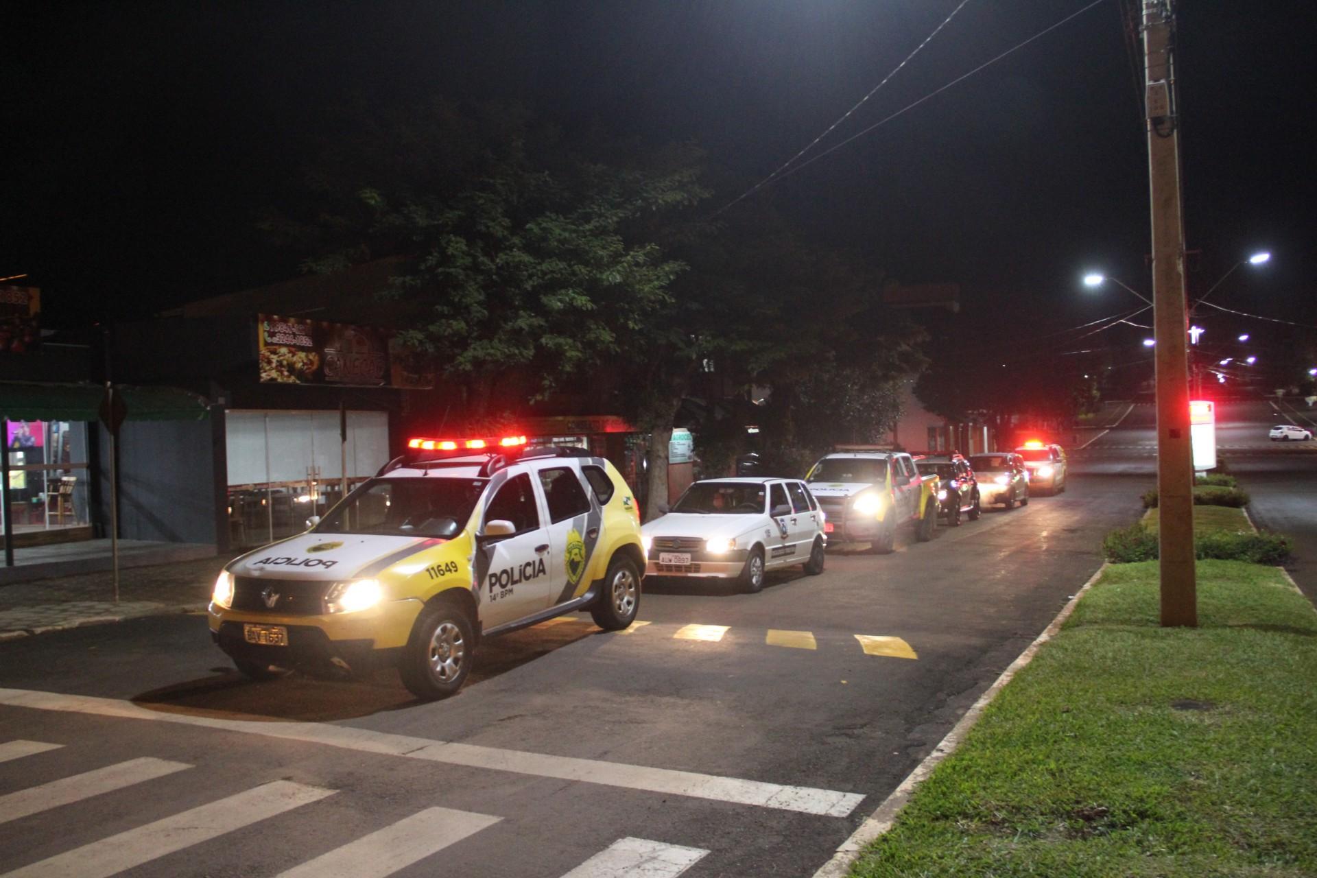 Operação de fiscalização envolve forças policiais e instituições em Missal
