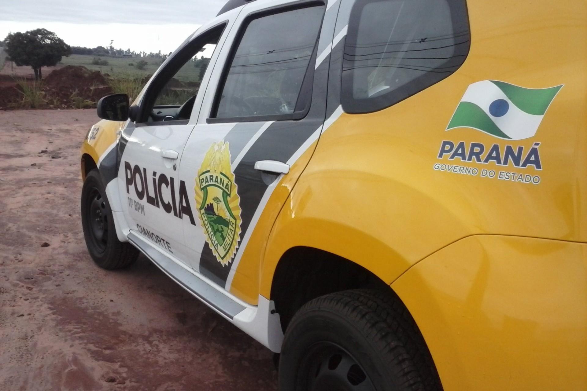 Polícia Militar prende em flagrante homem acusado de tentativa de estupro em Medianeira