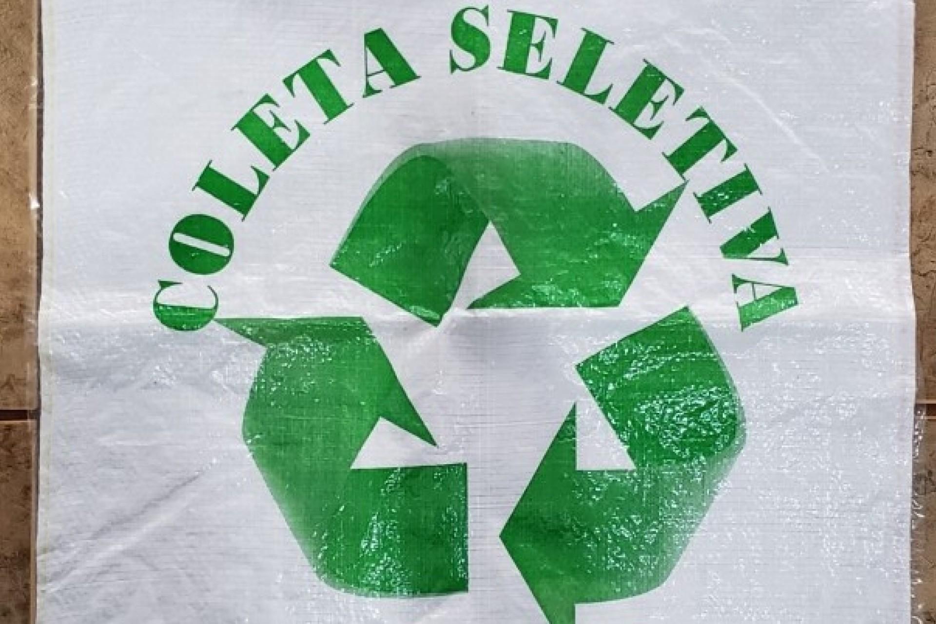 População de Missal vai receber Sacos de Ráfia para recolha de Materiais recicláveis