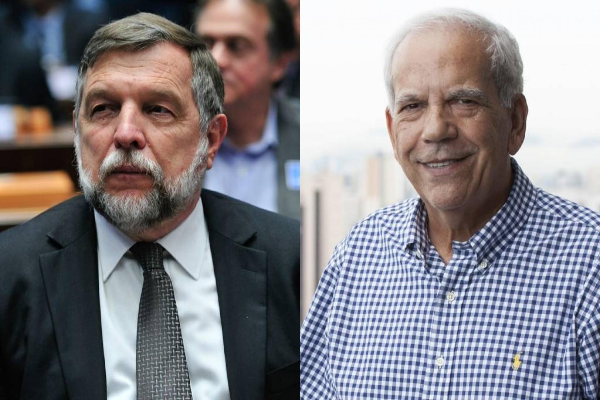 Flavio Arns (Rede) e Professor Oriovisto Guimarães (Podemos) são eleitos senadores pelo Paraná