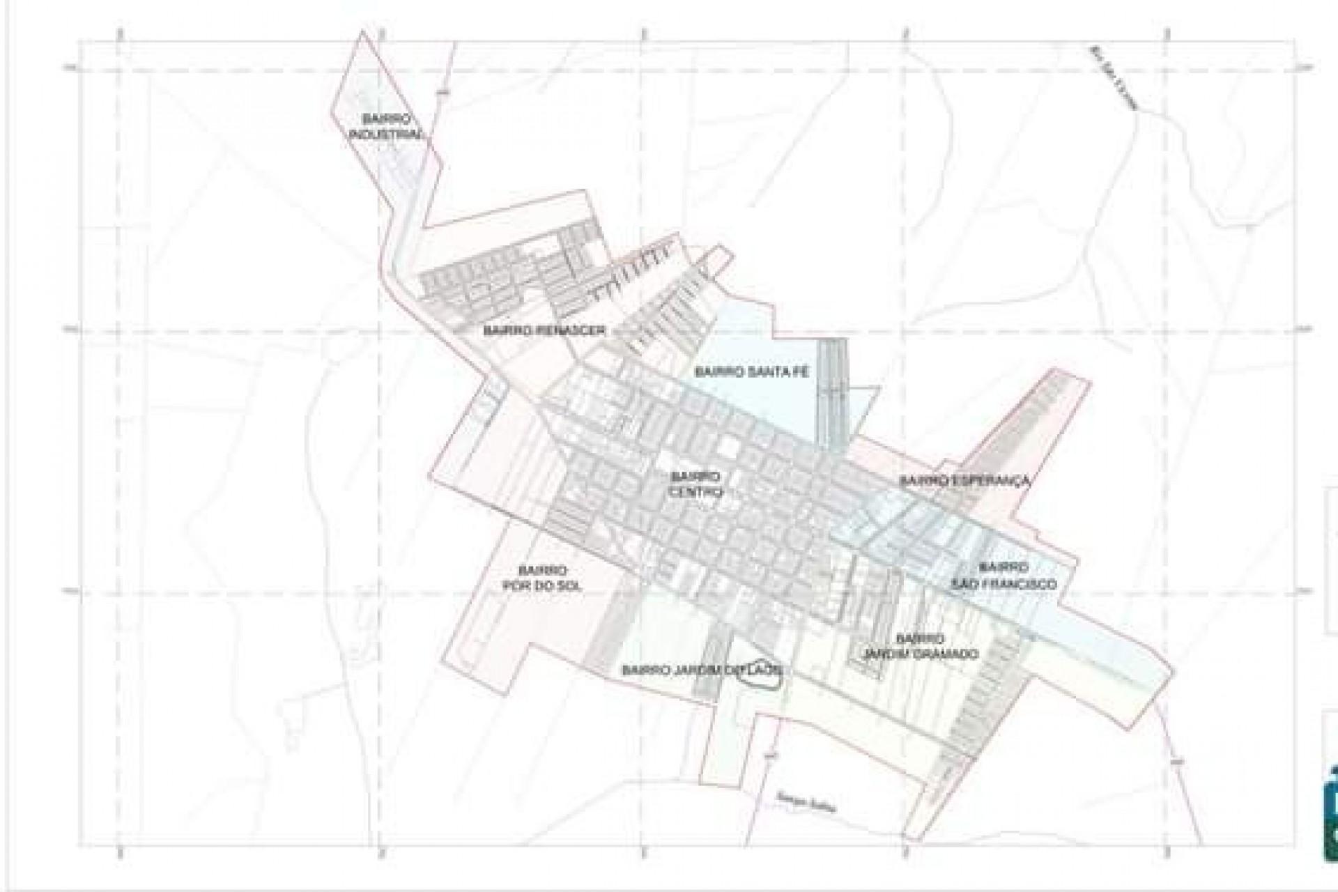 Revisão do Plano Diretor delimita e altera denominação de bairros em Missal