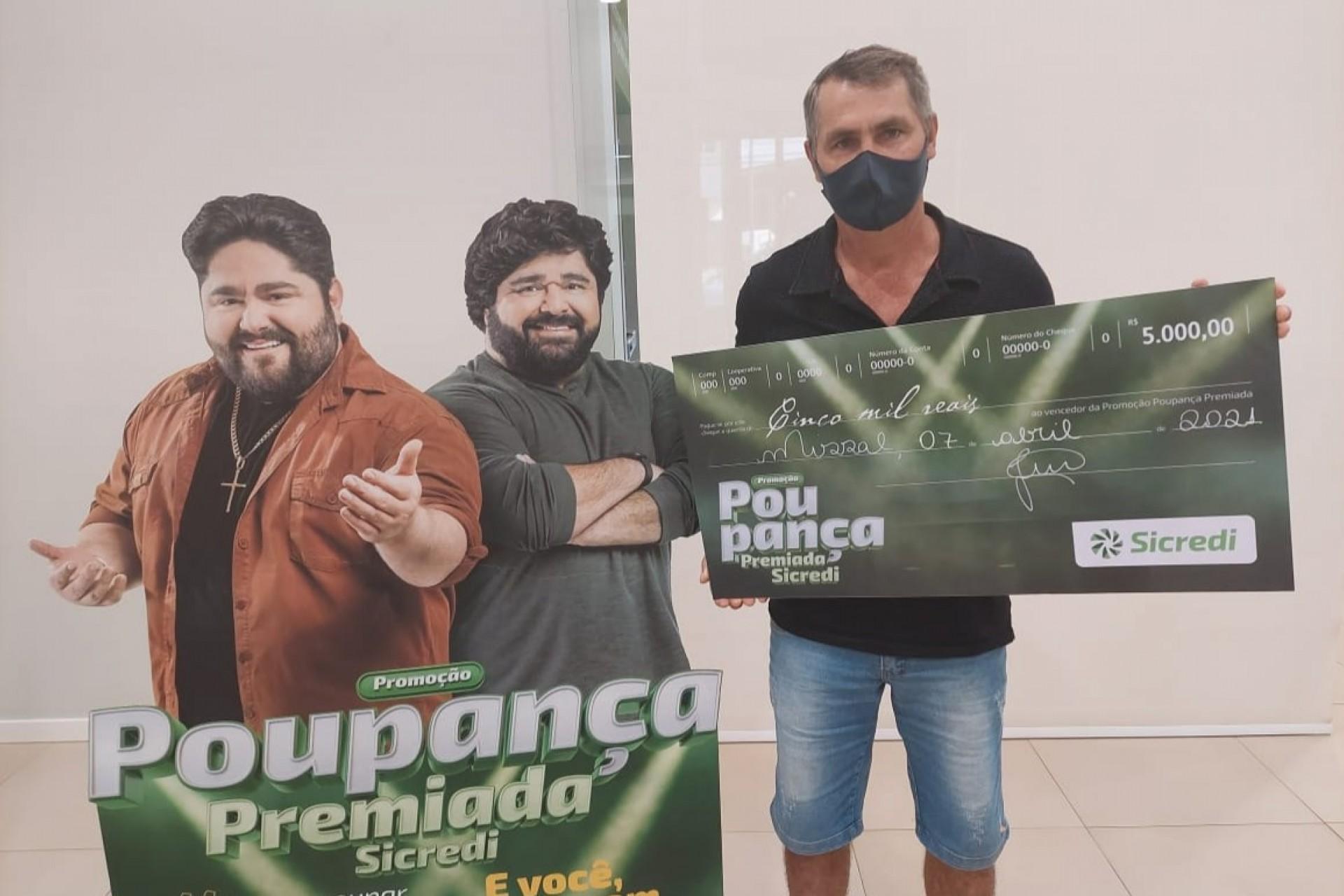 Sicredi Vanguarda já tem 7 ganhadores na campanha Poupança Premiada