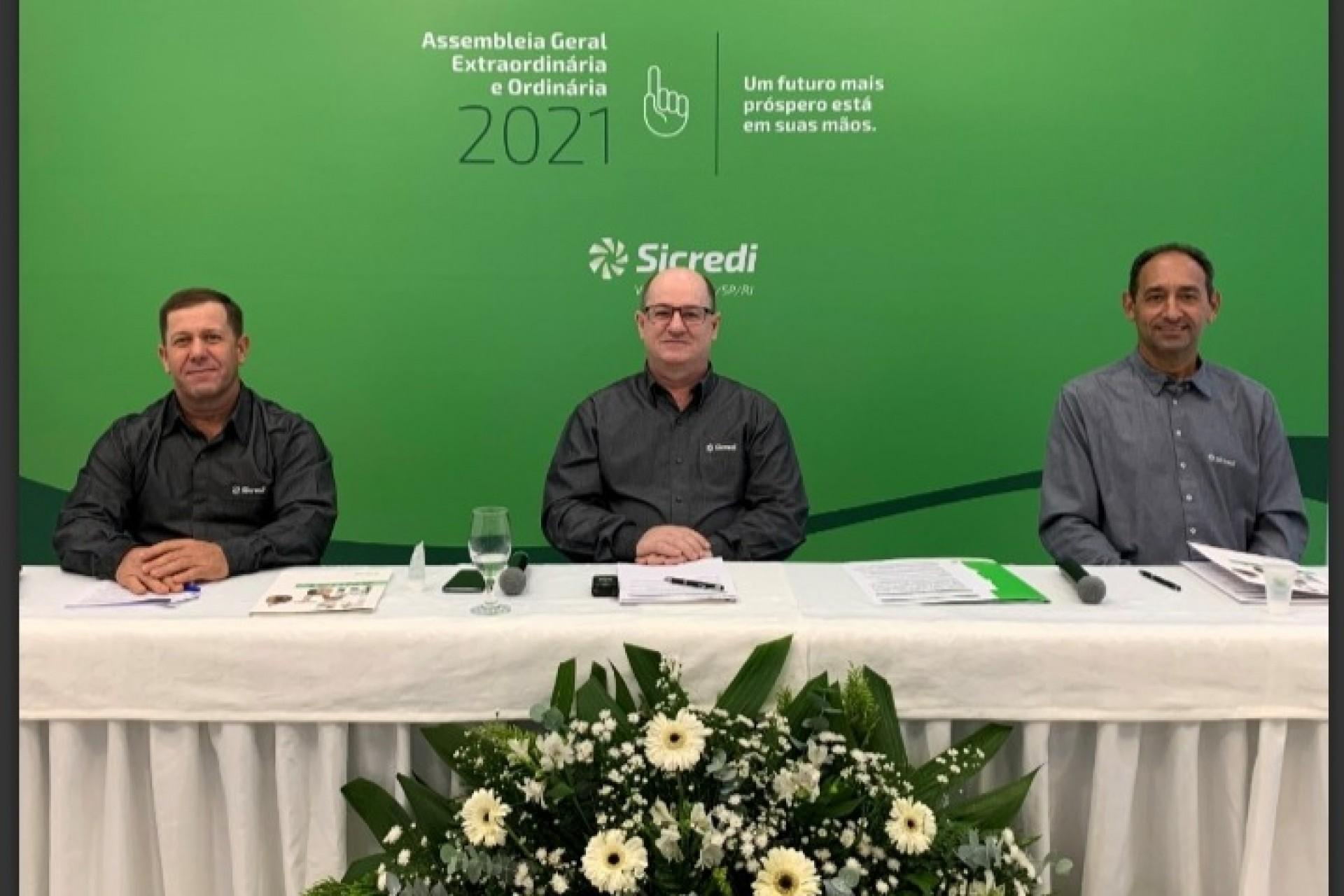 Sicredi Vanguarda realizou Assembleia Geral Extraordinária e Ordinária