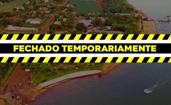 2ª Onda de Covid-19: Balneário Jacutinga será fechado por 15 dias