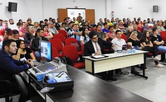 6 x 3: vereadores cassam mandato do prefeito de Itaipulândia