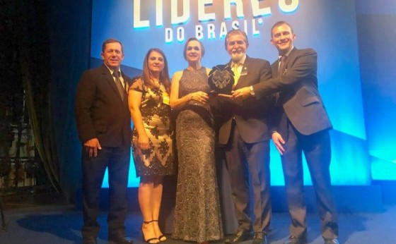 8º Prêmio Líderes do Brasil concede premiação a Sicredi Vanguarda