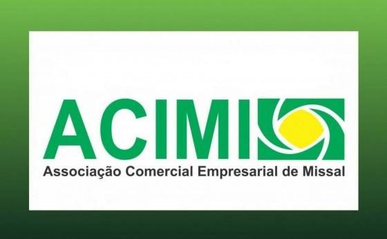 ACIMI Candidatos à Prefeito de Missal assinam Carta Compromisso