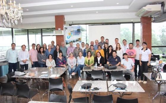 Adetur Cataratas e Caminhos realiza oficina de planejamento participativo e estratégico