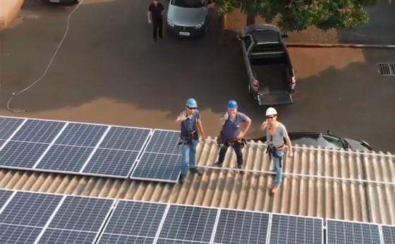 Alarmil: Sistema de Energia Solar você encontra aqui