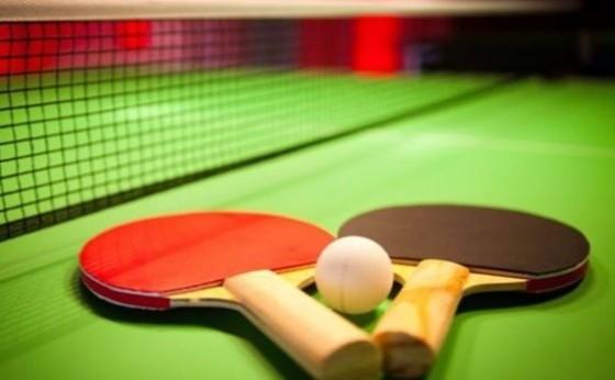 Amanhã acontece o 2º Festival de Tênis de Mesa em Vista Alegre