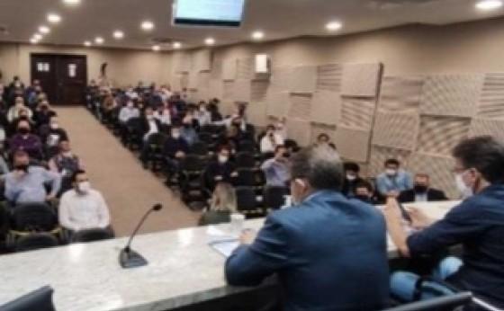 Amop sugere a unificação de toque de recolher a prefeitos
