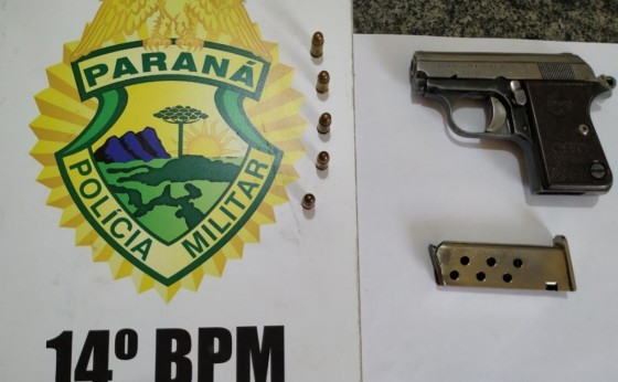 Ao limpar arma de fogo, homem atira contra o próprio braço no interior de São Miguel