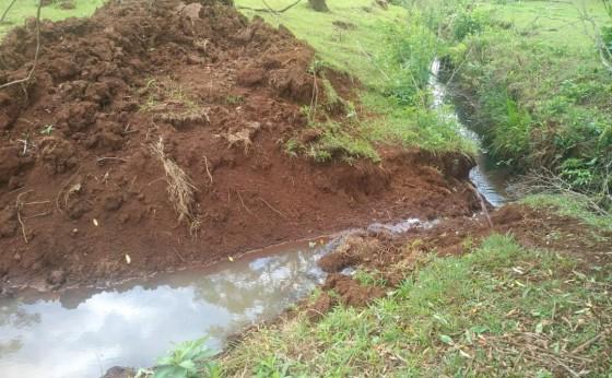 Após denúncia policias ambientais encontram desmatamento em área de preservação em São Miguel