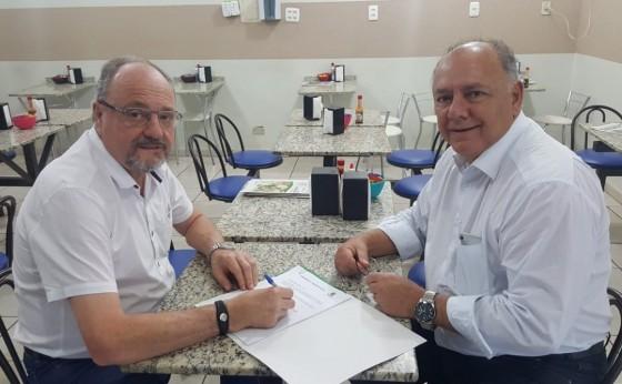 Assinado Convênio para Aquisição de dois parques infantis em Missal