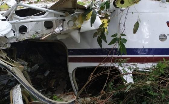 Avião cai na área rural de Cascavel deixando mortos