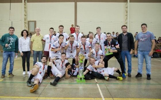 Bar dos Amigos/Paulista Confecções conquista o título do Comunitário de Futsal em Dom Armando