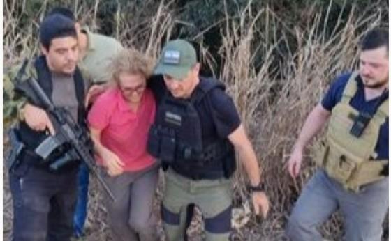 Brasileira sequestrada no Paraguai é resgatada em Colônia Guaraní