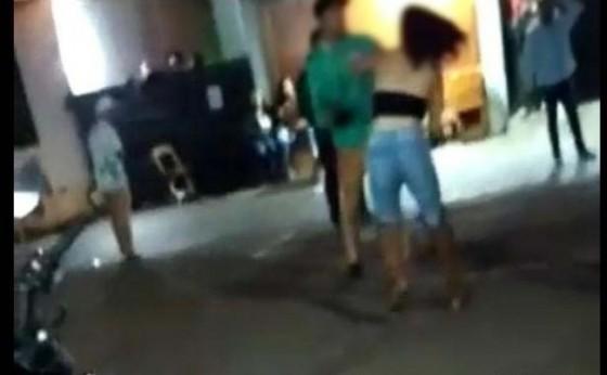 Briga generalizada entre homens e mulheres é registrada em São José das Palmeiras