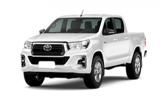 Caminhonete Toyota Hilux é roubada em Dom Armando - Missal na noite de hoje