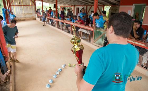 Campeões da Bocha recebem premiação em Missal