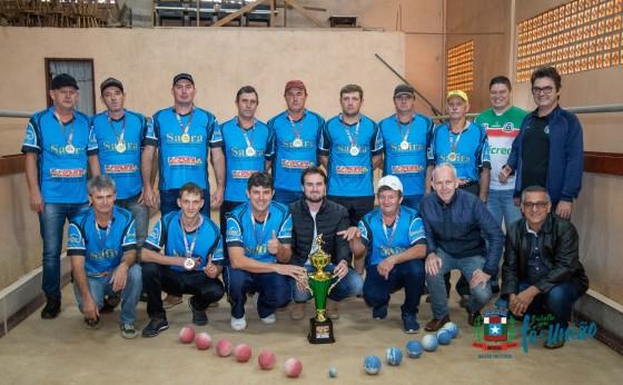 Campeonato Municipal de Bocha é concluído em Missal