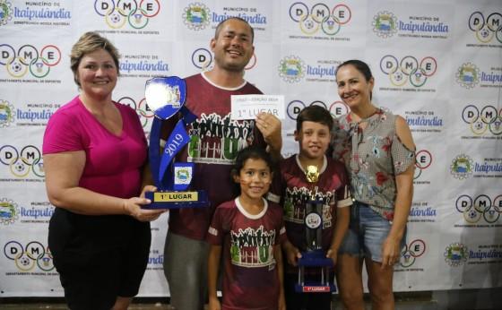 Caramuru é campeão do XX Encontro Municipal da Juventude Itaipulandiense