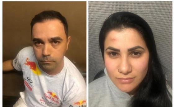 Casal suspeito de aplicar golpe do bilhete premiado em Medianeira e São Miguel é preso em Foz