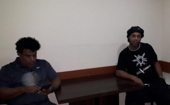 Caso Ronaldinho: audiência está marcada para 24 de agosto