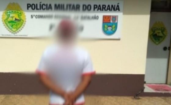 Com mandado de internação em aberto, PM apreende adolescente em São Miguel do Iguaçu
