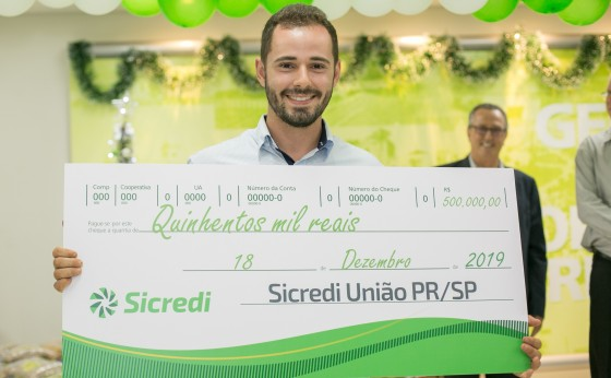 Com sorteios semanais e prêmio final de R$ 1 milhão, campanha do Sicredi chega na reta final