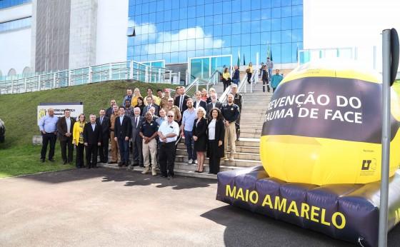 Começa a campanha Maio Amarelo para reduzir mortes no trânsito