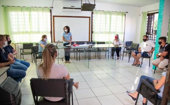 Comitê do Transporte Escolar de Missal toma posse