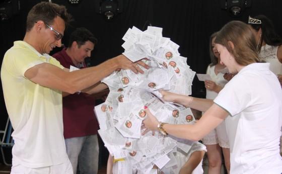 Confira os ganhadores dos vales-compras da Campanha Natal dos Sonhos da ACIMI