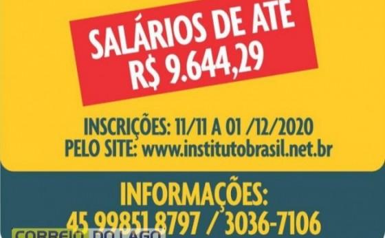 Consamu abre inscrições para concurso público no oeste do Paraná